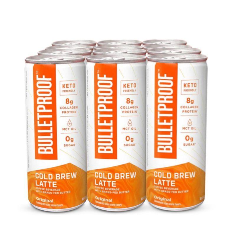 Bulletproof – Cold Brew Latte 12pack