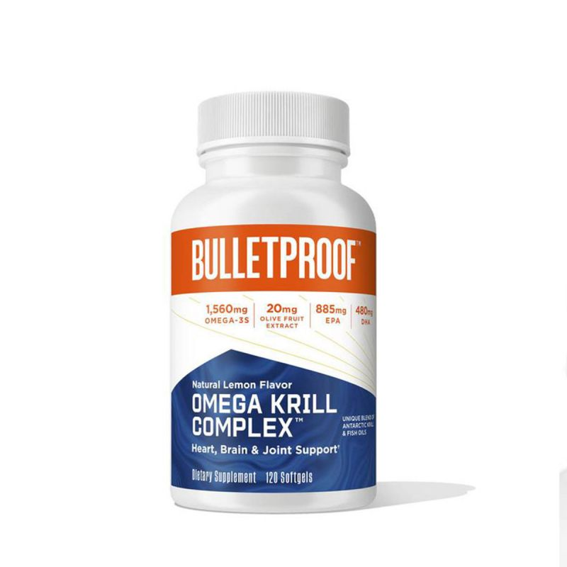Bulletproof – Omega Krill Complex