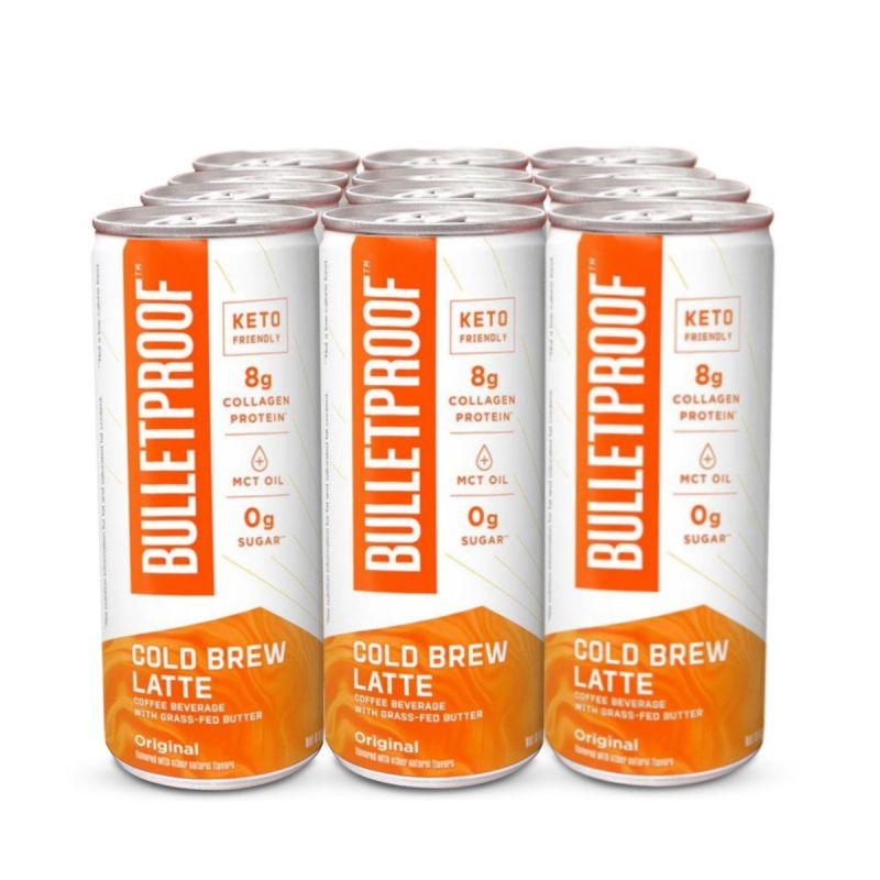 Bulletproof – Cold Brew Latte