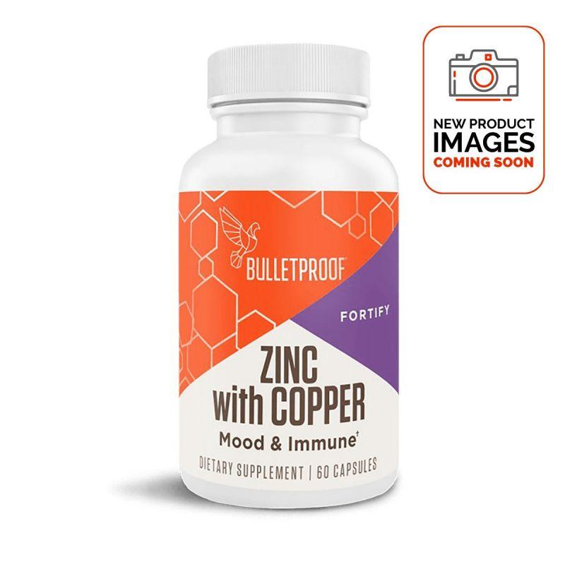 Bulletproof Zinc with Copper