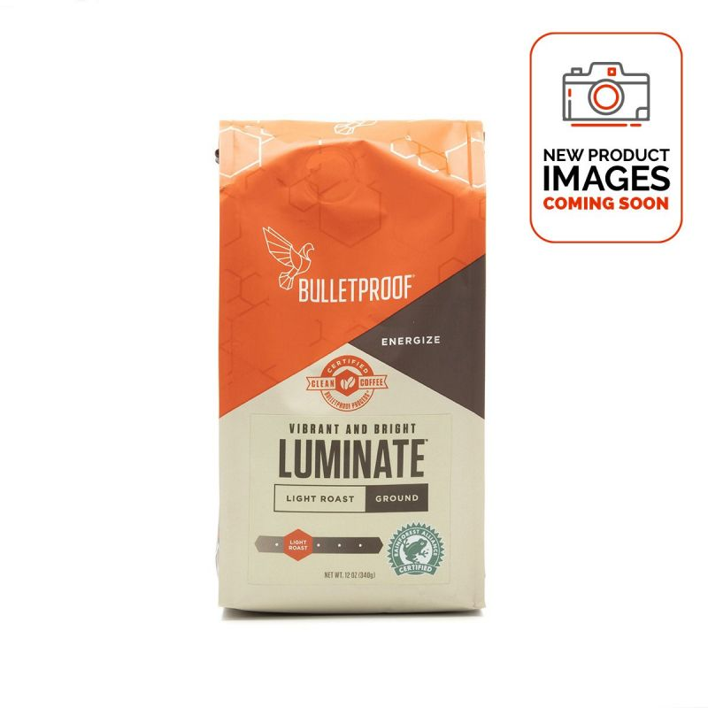 Bulletproof Coffee - Luminate Ground