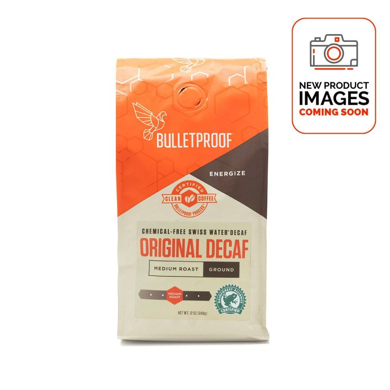 Bulletproof Coffee Decaf - Ground 340g