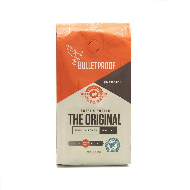 Bulletproof Coffee Regular - Ground - Front