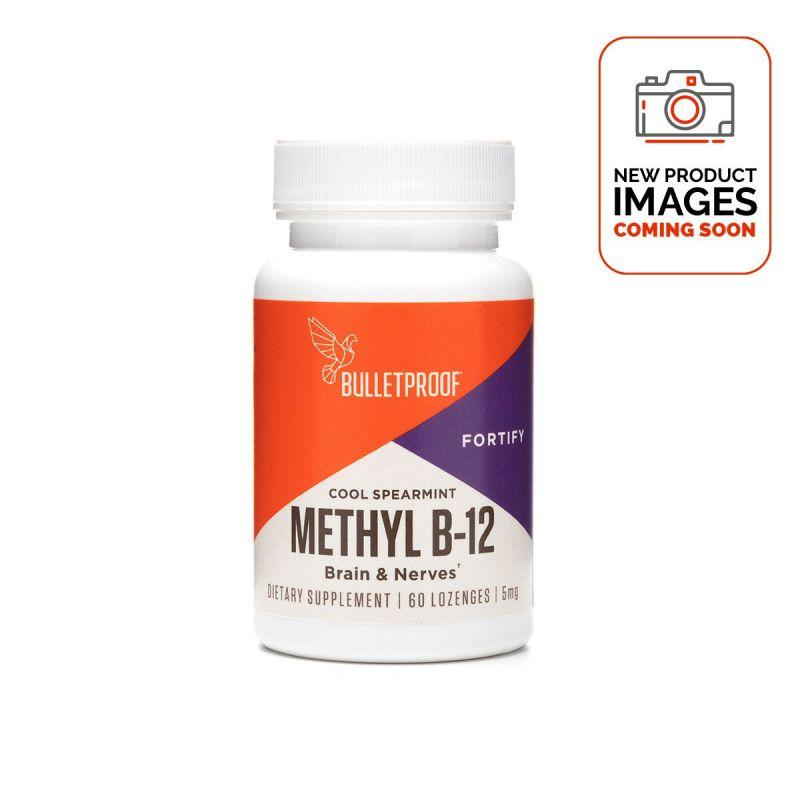 Bulletproof Methyl B-12 - Front
