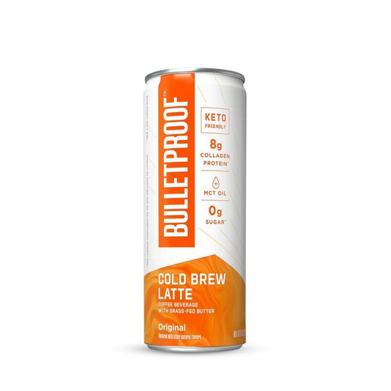 Bulletproof – Cold Brew Latte