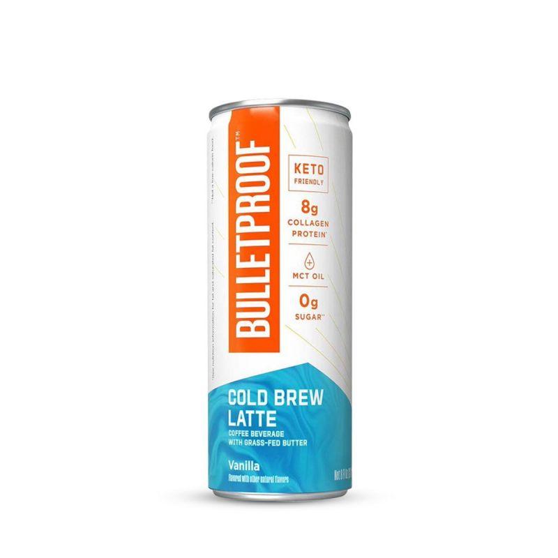 Bulletproof - Cold Brew Latte Vanilla