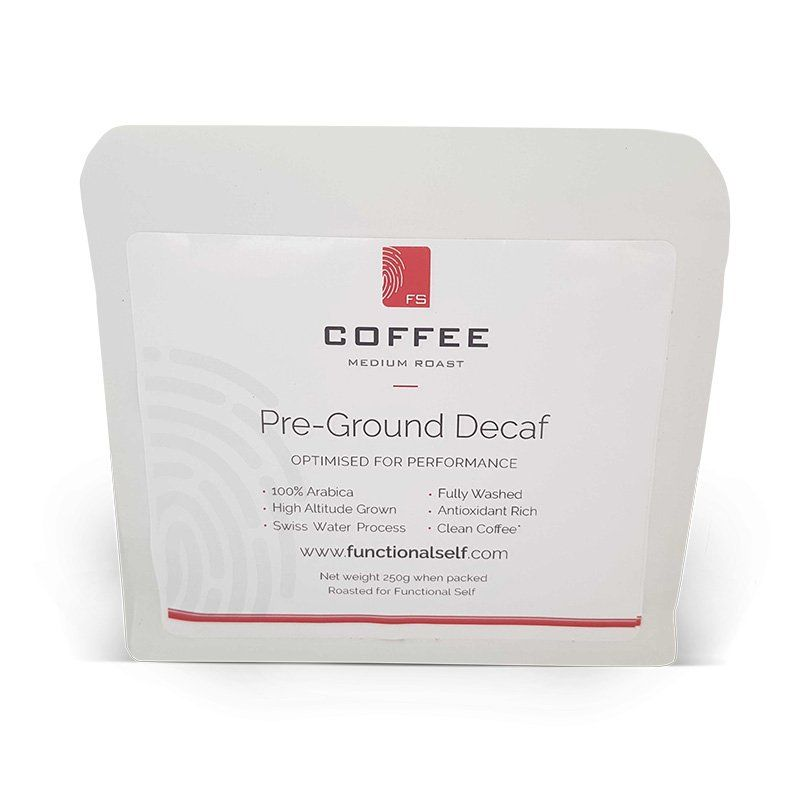 FS Coffee NZ Decaf - Ground