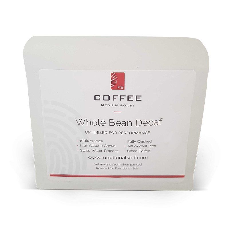 FS Coffee NZ Decaf - Whole Bean