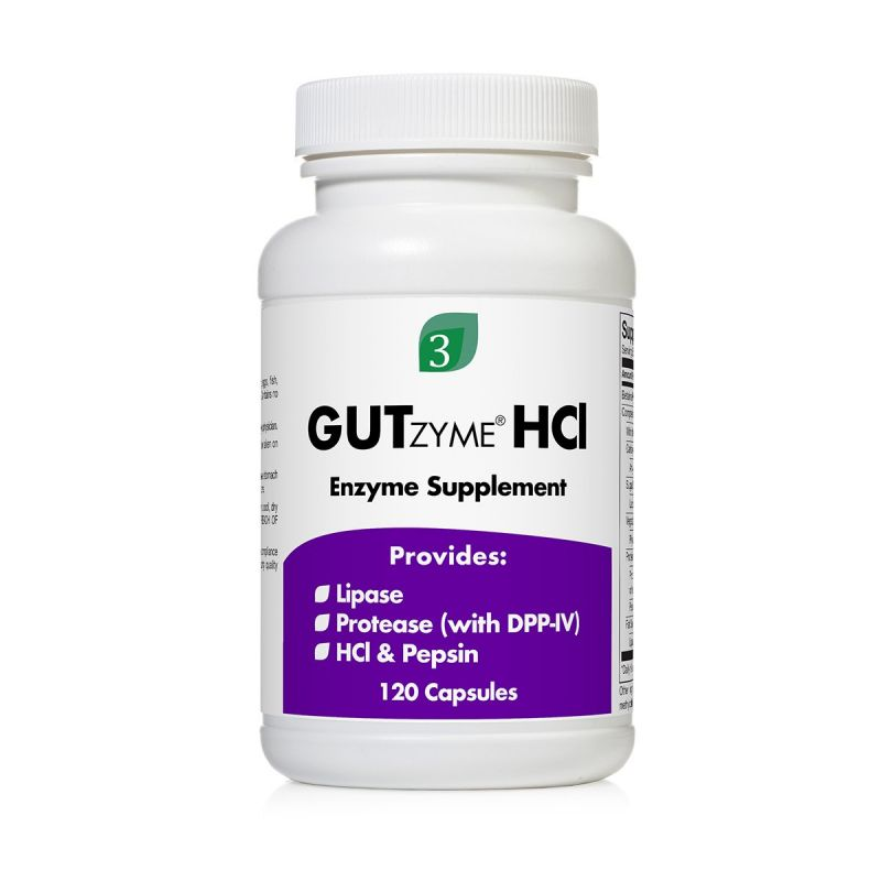 GutZyme HCl Enzyme supplements