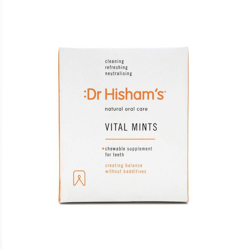 Dr Hisham's Vital Mints 4pack