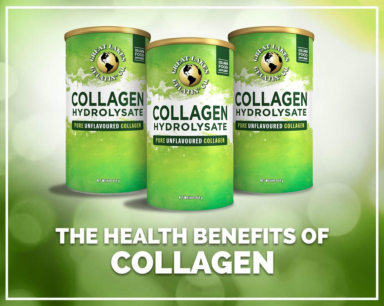 The health benefits of collagen