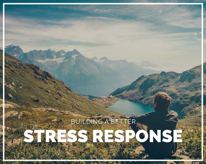 Building a better stress response