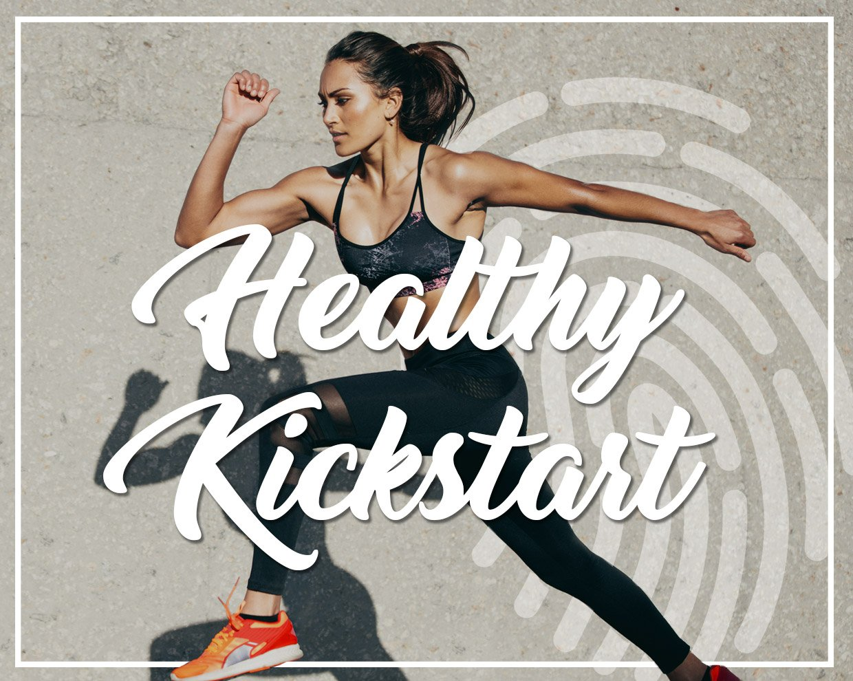 How to kickstart your health