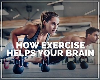 How exercise helps your brain, memory and cognitive ability