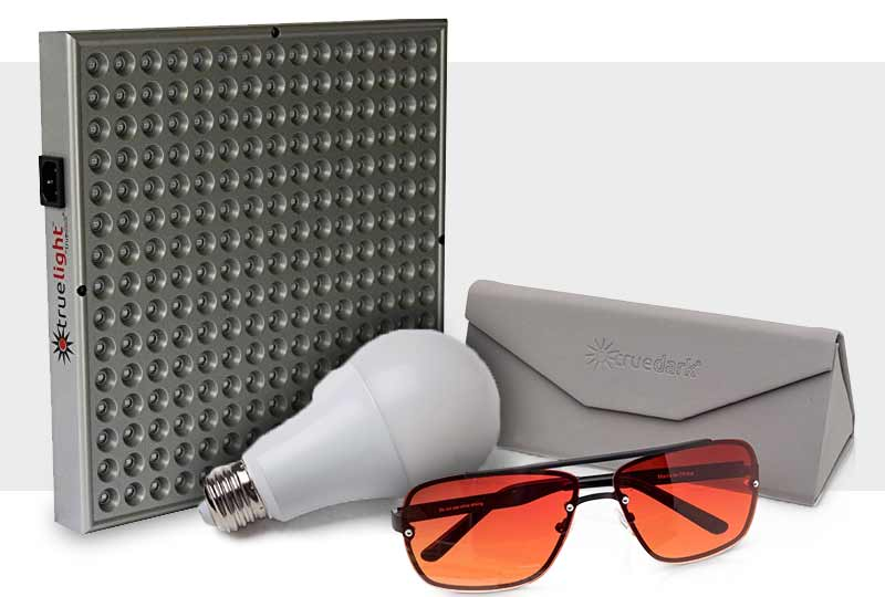 Light therapy products at Functional Self